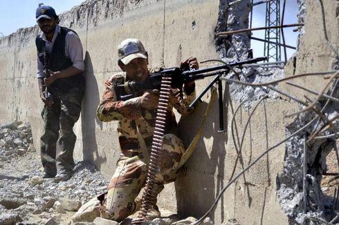 Bom Curah Dijatuhkan di Desa Kekuasaan ISIS, Belasan Warga Sipil Tewas