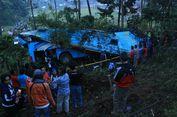 Bus Rosalia Indah Terjun ke Jurang di Purbalingga, 4 Penumpang Tewas
