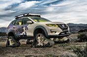 """Nissan X-Trail Tampil Seperti """"Tank"""""""