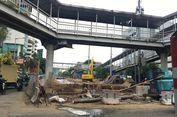 Padatnya Lalu Lintas di Simpang Matraman pada Siang Hari