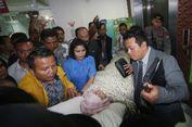 Kamar Rawat Novanto di Lantai 7 RSCM
