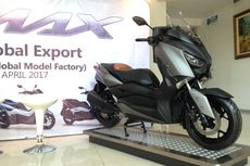 Komitmen Yamaha Penuhi Pesanan Skutik Bongsor XMAX