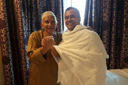 Kata Amien Rais soal Pertemuan dengan Rizieq di Arab Saudi
