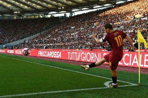 Klub Jepang Telah Melamar Totti