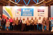 Indonesia Menjadi Satu Unggulan Pada Piala Suhandinata 2017