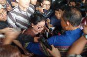 Usai Ditangkap, Miryam S Haryani Dibawa ke Polda Metro Jaya