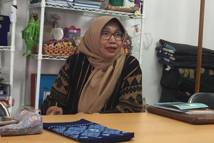 Ketua Himpunan Pendidik dan Tenaga Kependidikan Anak Usia Dini Indonesia (Himpaudi) Netty Herawati, Rabu (29/11/2019).