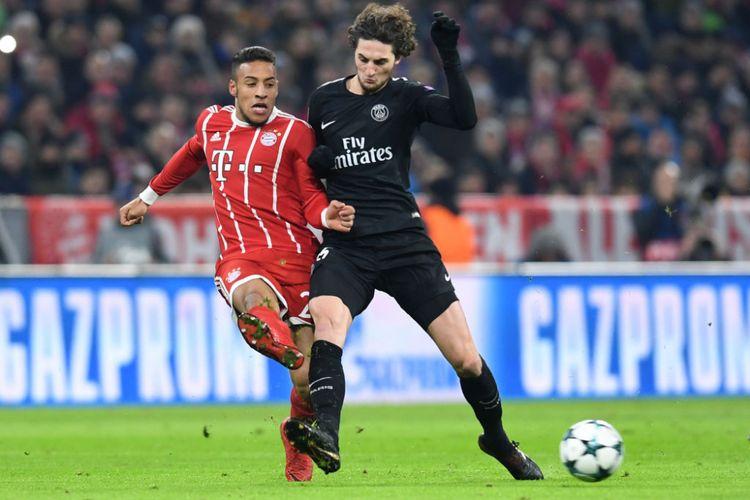 Image result for Hasil Liga Champions, Bayern Balas Kekalahan atas PSG