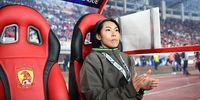 Perempuan Pelatih Pertama di Kompetisi Selevel Liga Champions