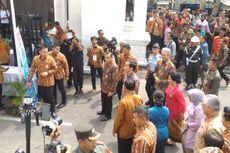 Resmikan Pasar Klewer, Jokowi Diminta Pedagang untuk Promosi