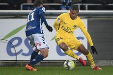 Hasil Liga Perancis, Kekalahan Pertama PSG Justru oleh Tim Promosi