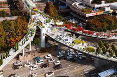 Jembatan Jadi Taman Seoullo 7017, Obyek Wisata Terbaru di Korea