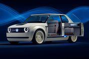 Honda Urban EV, Mobil Listrik Berparas Retro