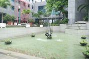 Ini Kolam Air Mancur DPRD DKI yang Akan Direnovasi hingga Rp 620 Juta