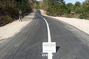 Mulusnya Jalan Poros Selatan Pulau Timor NTT