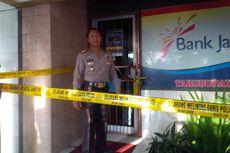 Kronologi Perampokan Bank Jateng di Ungaran