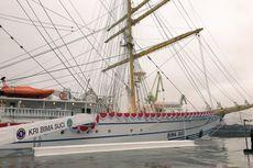 Indonesia Resmi Miliki Kapal Layar Baru Generasi Penerus KRI Dewa Ruci