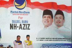 Nasdem-Golkar Berkoalisi Usung Nurdin Halid-Aziz di Pilkada Sulsel