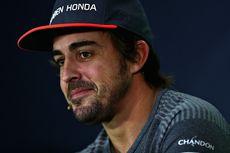 Ganti Mesin, Alonso Kena Penalti 35 Grid pada GP Jepang