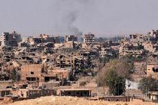 Serangan Udara Rusia Tewaskan Puluhan Orang di Deir el-Zor