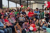 Ulang Tahun Jokowi dan Ahok Dirayakan di RTH Kalijodo