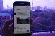 Kemacetan di Jakarta Pagi Ini Jadi Trending Topic di Twitter