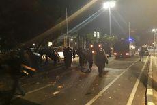 Kerusuhan di YLBHI Mereda, Aparat Amankan Sejumlah Demonstran