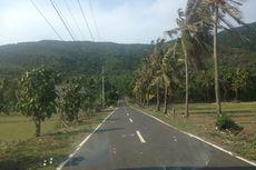 Kini, Jalan di Pulau Karimunjawa Mulus dan Lebar...