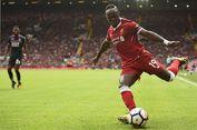 Hasil Liga Inggris, Sadio Mane Menangkan Liverpool atas Crystal Palace