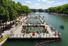 Tujuh Kota Dunia Sukses Menormalisasi Sungai
