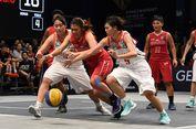 Tim Basket Putri Indonesia Juarai FIBA 3x3 U18 Asia Cup 2017