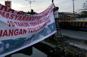 Tanggul Tak Dibangun, Paguyuban Kades Sayung Ancam Blokir Jalan