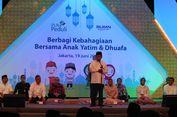 PLN Sumbang Rp 10 Miliar untuk Anak Yatim dan Dhuafa se-Indonesia