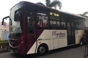 Uji Coba di Bekasi, Bus Royaltrans Dilengkapi Wi-Fi hingga TV