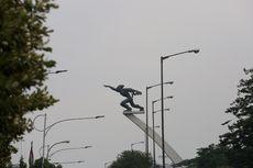 Patung Pancoran, Visi Dirgantara, dan Proyek R80 Habibie (Bagian I)