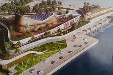 Dermaga Eksekutif Rp 450 Miliar Hadir di Pelabuhan Merak dan Bakauheni
