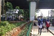 Sejak Ada Transjakarta, Penumpang KRL di Stasiun Tebet Meningkat