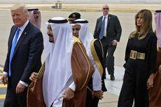 Raja Salman: Kunjungan Trump untuk Tingkatkan Keamanan Global