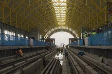 Ada LRT Palembang, Bandara-Jakabaring Cuma 40 Menit