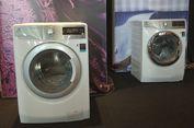 Mesin Cuci Ini Bikin Warna Pakaian Tidak Pudar