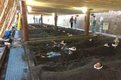 Sensasi 'Mengubur Diri' di Pasir Panas Kagoshima, Jepang