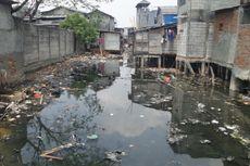Kotornya Kali Gendong di Jakarta Utara