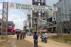 Mensos Kaji Dampak Sosial Kehadiran Pabrik Semen Rembang