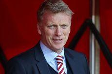 Tudingan Moyes Usai Timnya Kalah 0-3 dari Man United