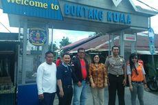 2000 Pegowes Ikuti Gowes Pesona Nusantara di Bontang