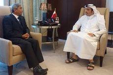 AM Fachir di Doha Bahas Kunjungan Emir Qatar ke Indonesia