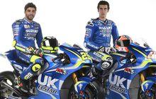 """Nyalakan Nyali"" Hilang dari Motor Suzuki MotoGP"