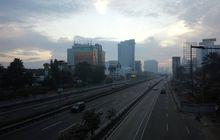 Menikmati Lalu Lintas Jakarta Tanpa Riuh Kendaraan