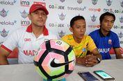 Respons Pelatih Madura United Setelah Imbang dengan Persib