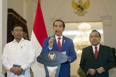 Apresiasi Kerja KPK, Jokowi Akui Kelebihan KPK Ada Pada OTT